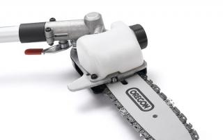TE20, podadora de sierra a motor de Outils WOLF