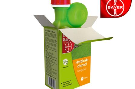 Bayer Longbow, herbicida selectivo para césped