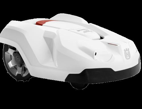 Automower® Connect. Controle su robot cortacésped Husqvarna con su móvil.