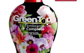 Green-top, fertilizante del año 2017