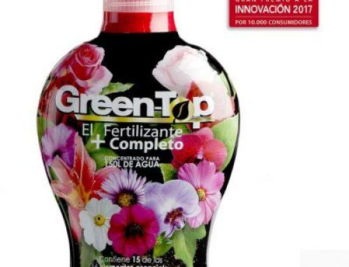 GREEN-TOP® EL FERTILIZANTE MÁS COMPLETO, ELEGIDO PRODUCTO DEL AÑO DE JARDINERÍA – Instituto Multidisciplinar de Empresa