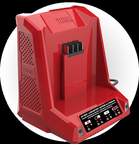 Cargador para baterias PowerPlex de TORO